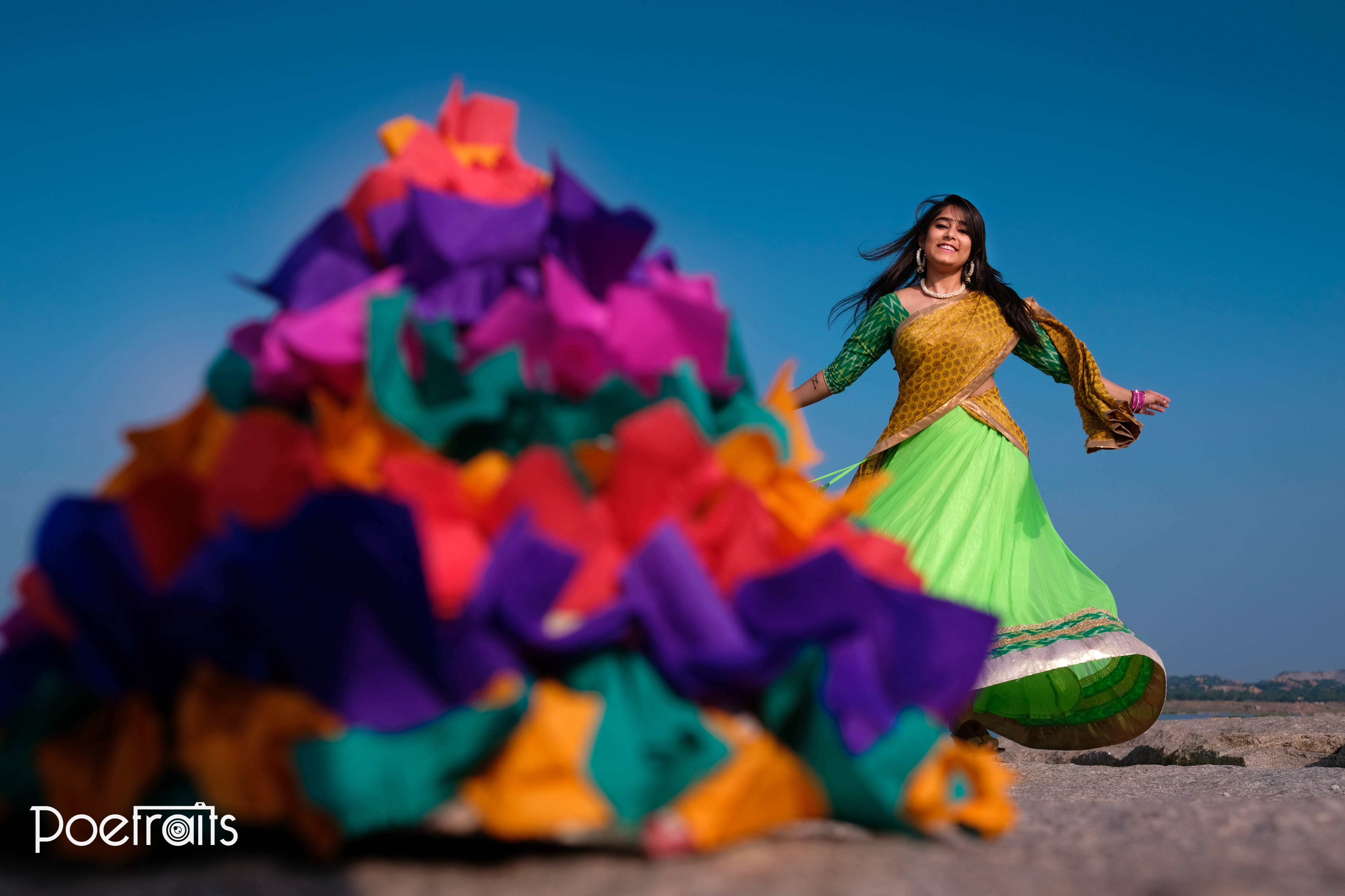 Ethnically Diverse- Navratri Outfit #4