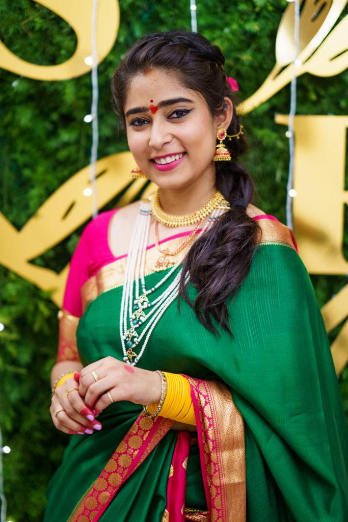 Binny Silk Saree