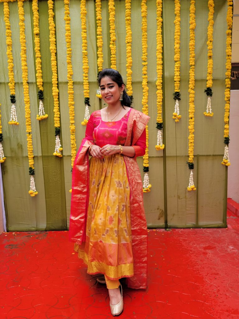 Indian Wedding outfit